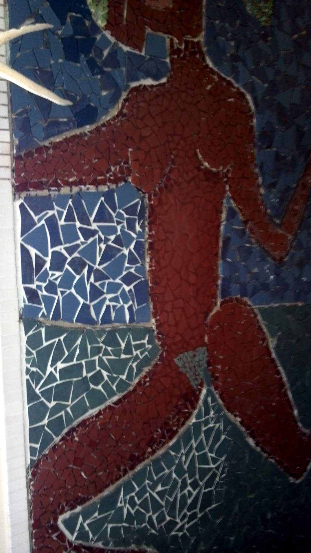 1-grouted lady